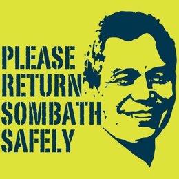 Desaparición activista de Laos, Sombath Somphone
