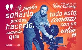 50 años sin Walt Disney: 10 de sus frases más inspiradoras