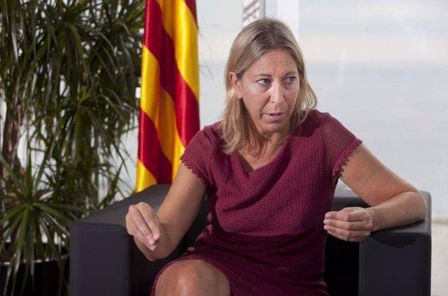 Neus Munté en Catalunya Ràdio