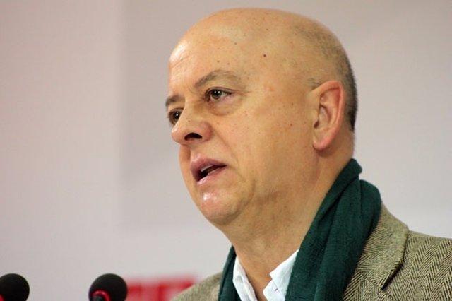 Odón Elorza, diputado del PSOE por Guipúzcoa