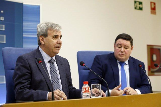 El consejero de Presidencia y Justicia presenta la Ley de Transparencia