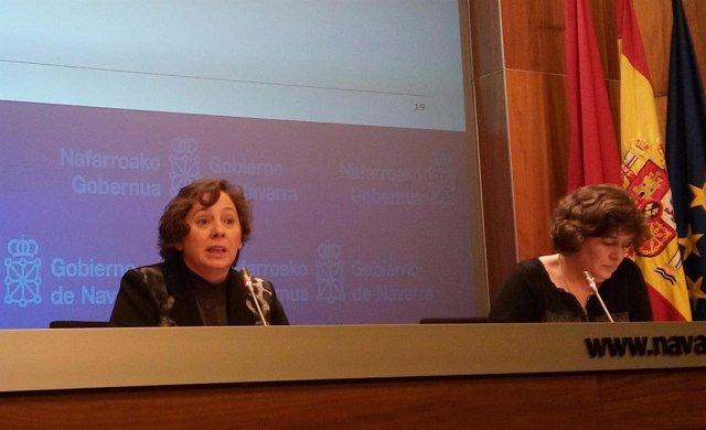 Isabel Elizalde presenta el Plan de Residuos de Navarra 2017-2027