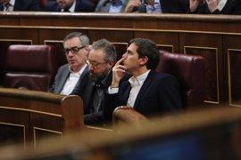 Albert Rivera atribuye a un lapsus que Rajoy hable de elecciones