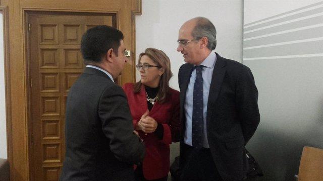 Reunión de la Comisión de Diputaciones de la FEMP en Zamora.