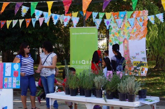 Jornada de puertas abierta en Atarfe (Granada) de [Andalucía], mejor con ciencia