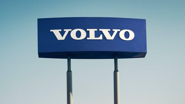 Logotipo de Volvo Group