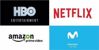 ¿Cuánto cuesta tener Netflix, HBO, Amazon Prime Video o Movistar+?