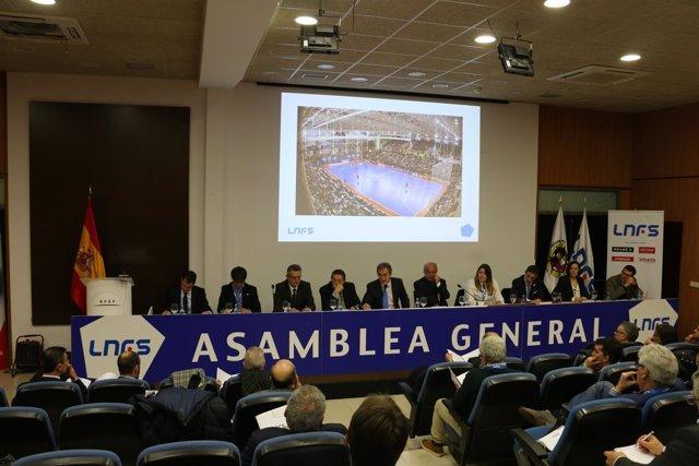 Asamblea de la LNFS