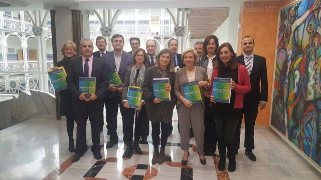 Martínez-Cachá, ante la Comisión de Economía, Hacienda y Presupues