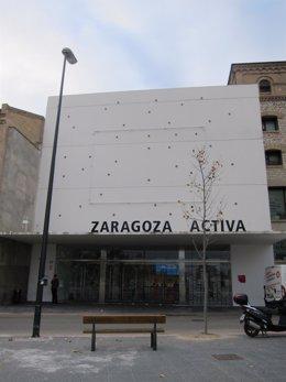 Edificio Zaragoza Activa.