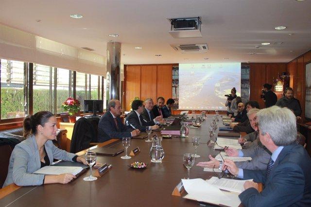 Consejo de Administración del Puerto