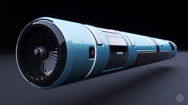 HYPERLOOP UPV, el tren del futuro