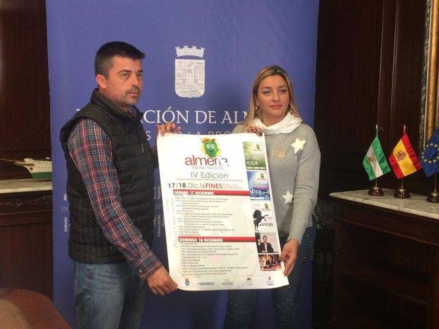 La Feria 'Almería Tiene Norte'  ofrece ocio para toda la familia en Fines.