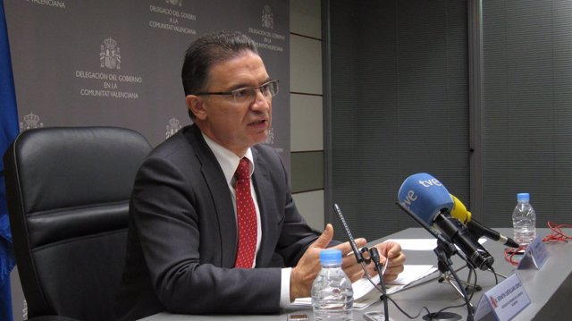Serafín Castellano en imagen de archivo