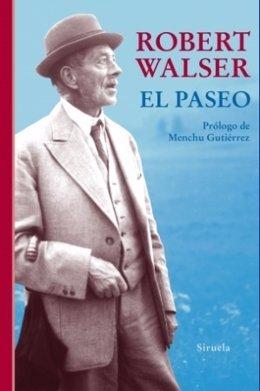 Edición conmemorativa de 'El paseo', de Robert Walser