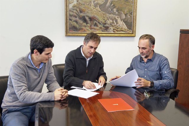 Convenio para el proyecto FP Emprendimiento Social