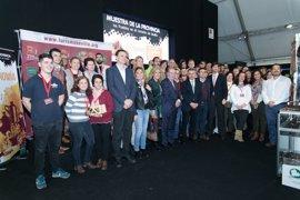 Regresa la Feria de la Gastronomía y la Artesanía a la Diputación, culminando la Muestra de la Provincia 2016