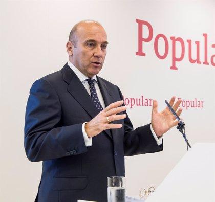 """Larena dice que los """"problemas"""" de Popular no son """"ni definitivos ni mortales"""""""