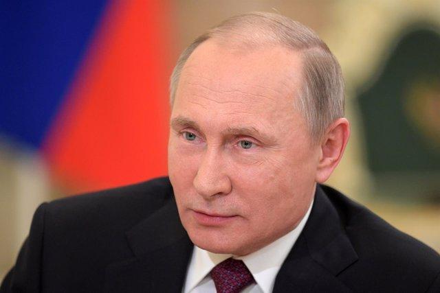 El presidente de Rusia, Barack Obama