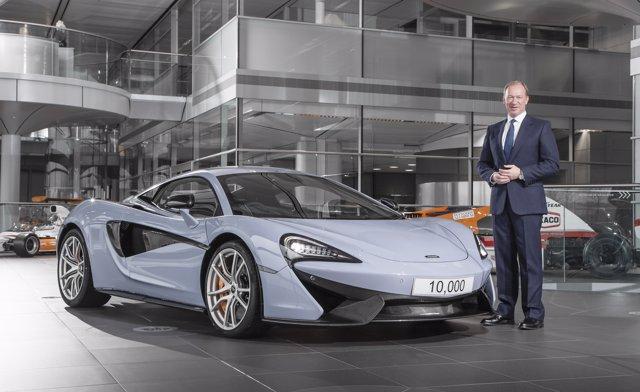McLaren número 10.000