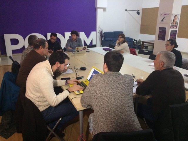 Consejo Ciudadano Autonómico de Podemos en Baleares