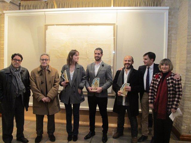 Entrega de galardones del Premio Emilio Ollero