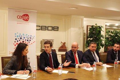 Los jóvenes empresarios creen que las nuevas medidas fiscales mermarán las inversiones de las pymes