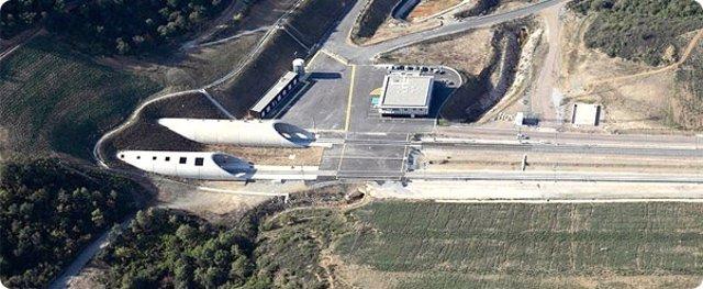 Rescindido el contrato del túnel del AVE a Francia con ACS y Eiffage