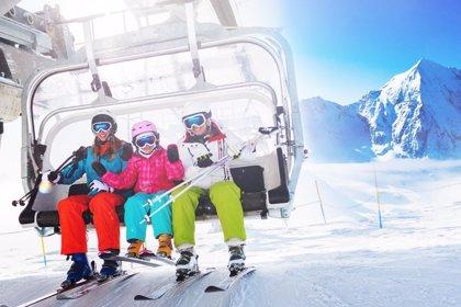 Actividades de nieve en familia: esquí en Navidad y Año Nuevo