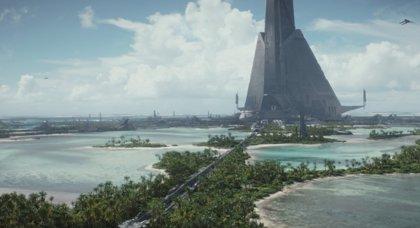 Uno de los planetas de Rogue One está inspirado en Alien