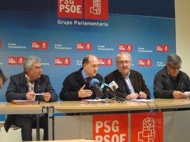 """El PSdeG ve a Feijóo """"un líder devaluado"""" que hace que el PP """"pase por encima de Galicia"""""""