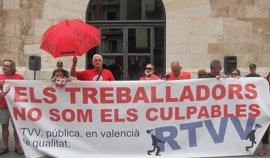 La Audiencia Nacional admite la personación de Intersindical en la demanda de CGT por el juicio del ERE en RTVV