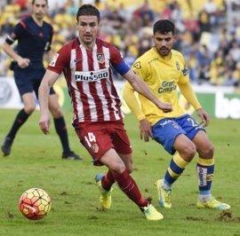 Atlético y Las Palmas quieren recuperar sensaciones
