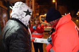 Cruz Roja refuerza su atención a las personas sin hogar en Córdoba durante la Navidad
