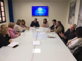 PP de Huelva insistirá para que el Banco de España sea museo arqueológico en la ciudad