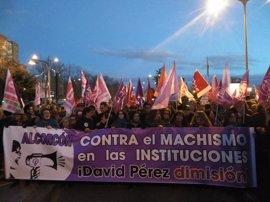 """El Ayuntamiento de Alcorcón califica de """"fracaso"""" la marcha contra Pérez y dice que han asistido menos de mil personas"""