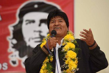"""El MAS postula a Morales como candidato a un cuarto mandato: """"Vamos a vernos en las urnas"""""""