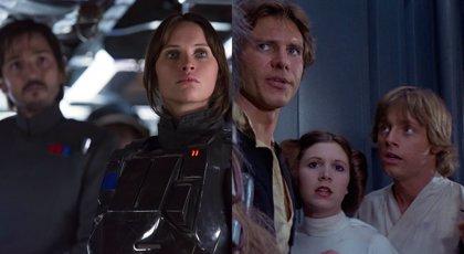 8 conexiones clave de Rogue One con el resto de la saga Star Wars