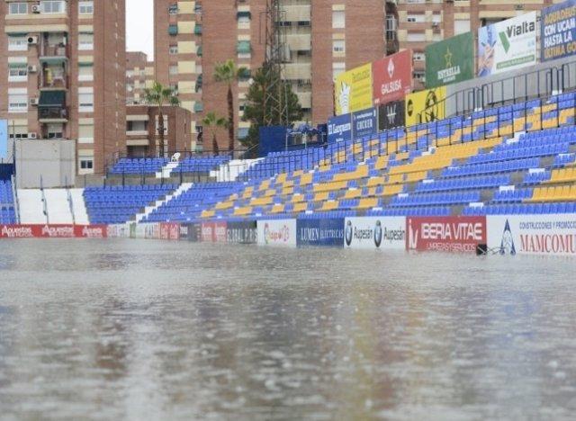 Aplazado UCAM Murcia Levante