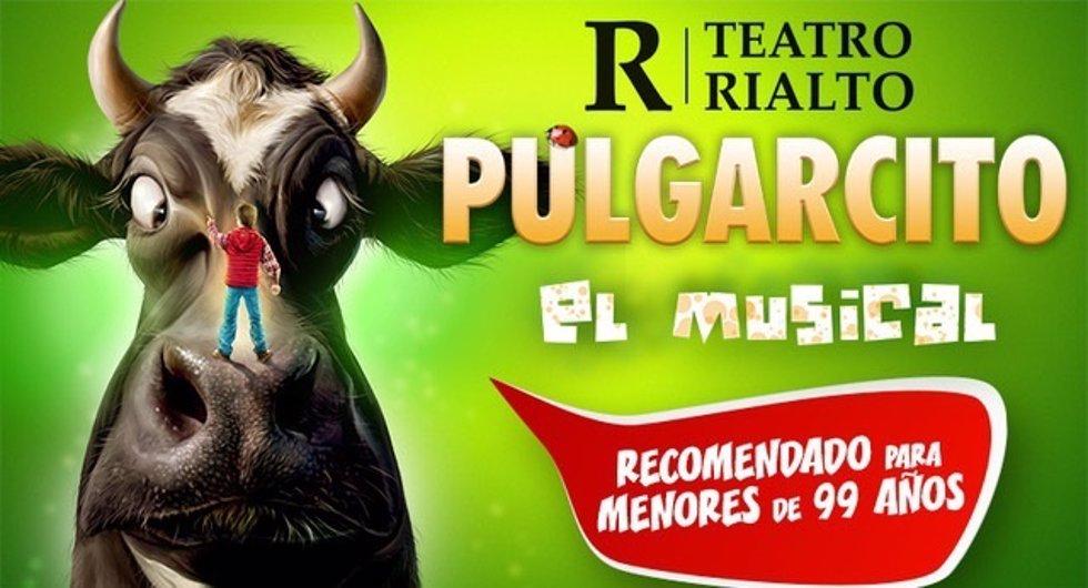 Pulgarcto, el musical