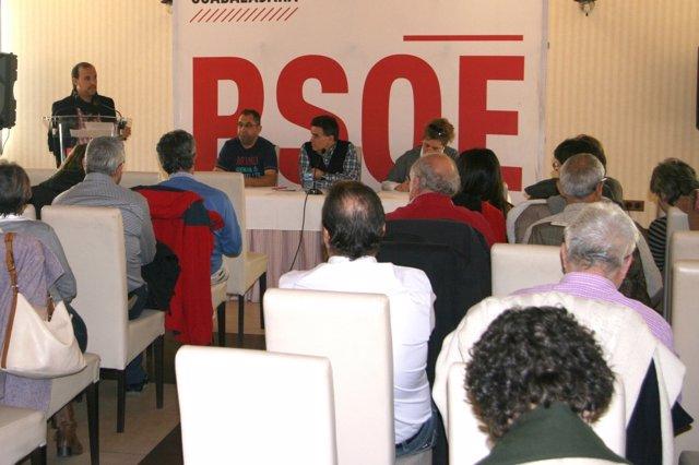 Comité Provincial PSOE