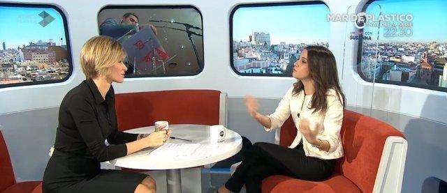 Inés Arrimadas en Antena 3