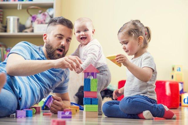 Juguetes por edades para los niños