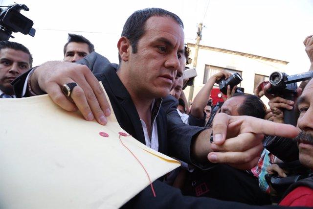 El exjugador mexicano Cuauhtémoc Blanco