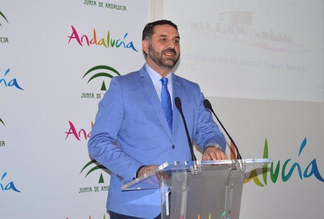 Consejero de Turismo Andalucía Francisco Javier Fernández