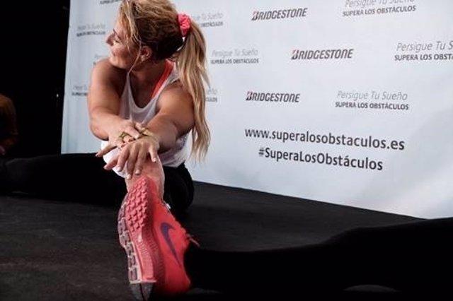 Lidia Valentín Bridgestone Barcelona
