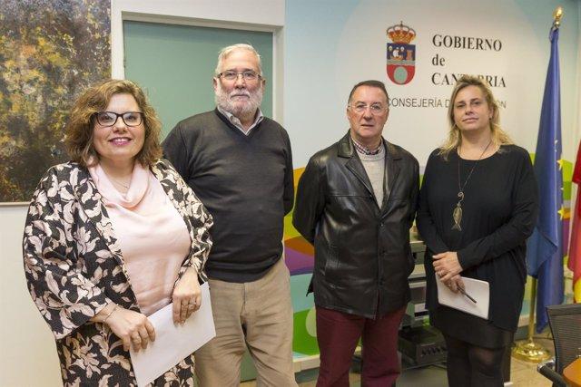 Presentación de 'Cantabria canta a la Navidad'