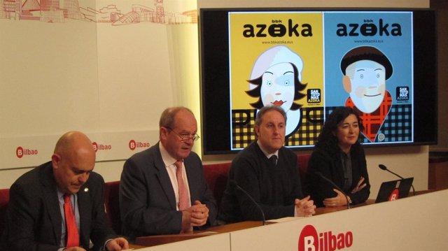 Responsables municipales de Bilbao