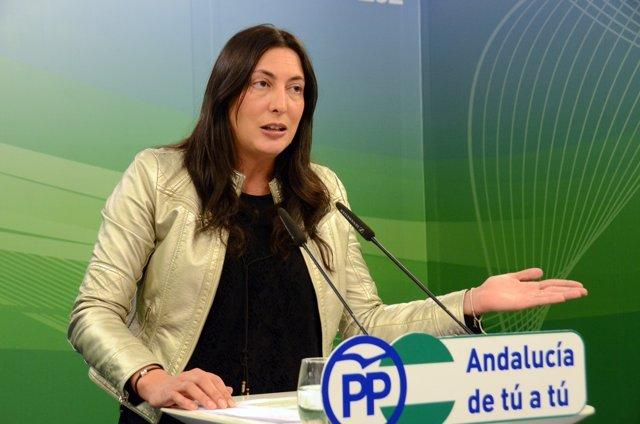 Loles López, en rueda de prensa este lunes