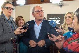 PSOE-A: Sólo los militantes decidirán cuántos candidatos hay a la Secretaría General
